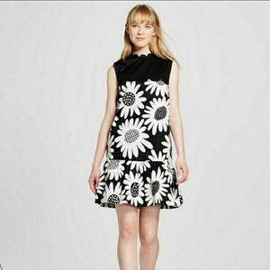 Victoria Beckham For Target Daisy Drop Waist Dress